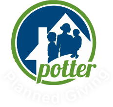 Potter Children's Home and Family Ministries main and planned giving logo